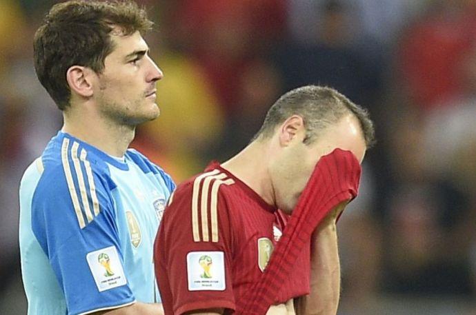 Spanyolországot kirúgták a világbajnokságról