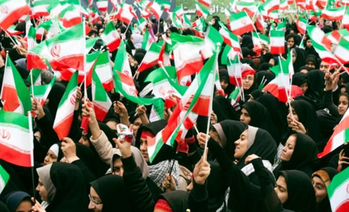Irán sem hagyja magát