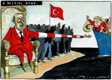 A szíriaiak helyét átveszik a a közép- és dél-ázsiai térségből érkezők