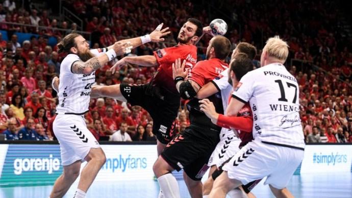Kézilabda-BL: Franciaországban győzött a Veszprém