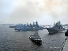 Együtt gyakorlatozik Kína és Oroszország a Földközi-tengeren