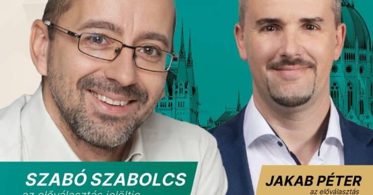 Csepelen és Soroksáron a Jobbik Szabó Szabolcsot támogatja