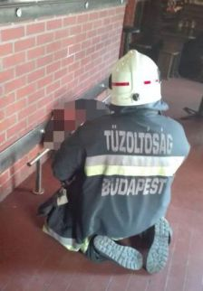 Az utolsó hat már nem kellett volna: nem mindennapi esethez riasztották a tűzoltókat az újpesti Vezér kocsmába