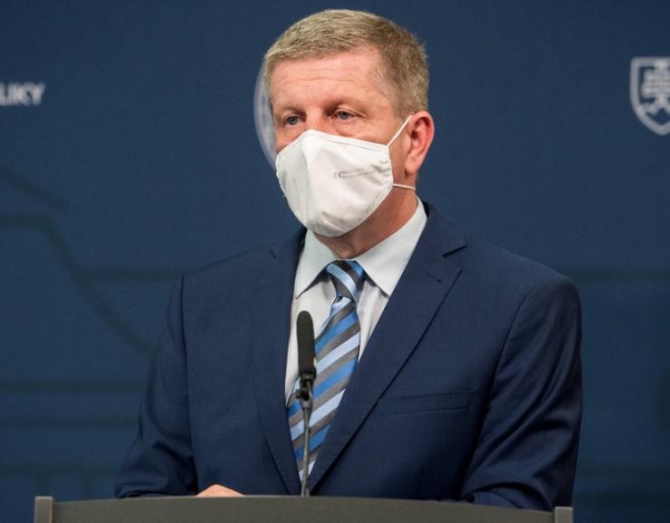 Lengvarský: A megmaradó vakcinákat eladjuk, elajándékozzuk vagy megsemmisítjük