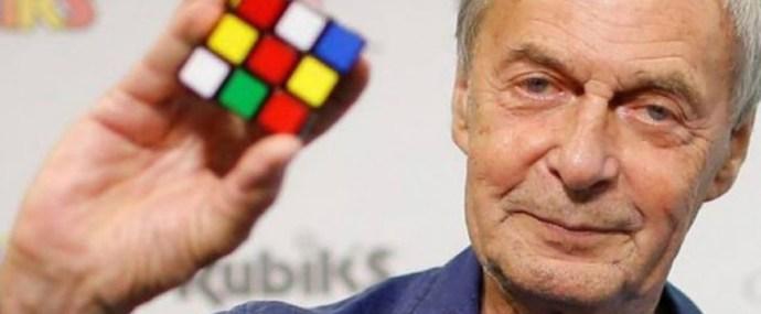 Rubik Ernő: A kocka el van vesztve?
