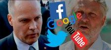 Kiderült: a svéd kormány titkos megbeszélést tartott internetes óriáscégekkel az alternatív források cenzúrázására