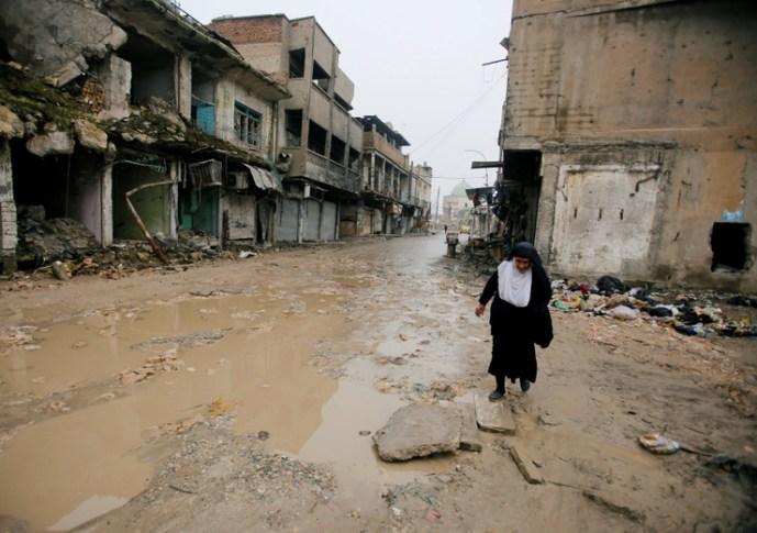 Az iraki Moszulban az emberek ellenállóvá váltak az antibiotikummal szemben