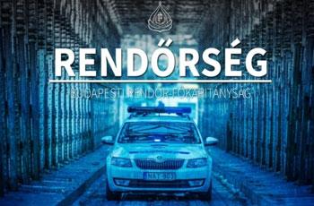Csoportos rablás Budapest belvárosában