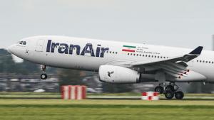 Az amerikai szankciók miatt nem tankoltak meg egy iráni utasszállító gépet Németországban