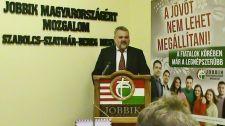 Így számolná fel a politikusbűnözést a Jobbik