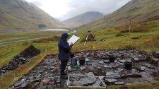 """""""Elveszett falu"""" nyomait tárták fel a hírhedt skóciai mészárlás helyszínén"""