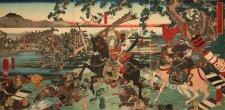 Közel egy évezred után is él Japán legbátrabb női szamurájának emléke