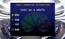 Elfogadták a Sargentini-jelentést – csak a tartózkodó szavazatok figyelmen kívül hagyásával sikerült