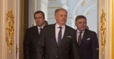 Kiska, Fico és Danko: Az EU olyan élettér és értékrend Szlovákia számára, amelynek nincs alternatívája