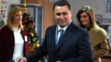 Szkopje bejelentkezett Gruevszkiért