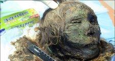 Egyedüli nőként temették férfiak közé a hosszú szempillájú szibériai múmiát