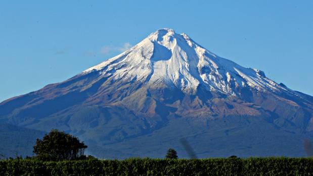Jogi személyként ismerték el a Taranaki-hegyet Új-Zélandon
