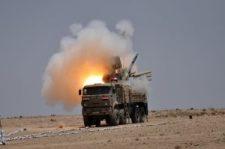 A Szíriai Légvédelem 13 izraeli levegő-föld rakétát fogott el