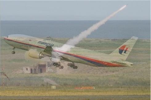 Lelőttek egy malajziai utasszállító repülőgépet Kelet-Ukrajnában