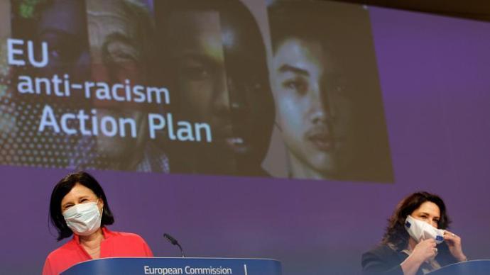 Új rasszizmus elleni tervet jelentett be az unió