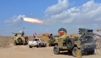 Harmincezres hadsereg araszol az Iszlám Állam ellen