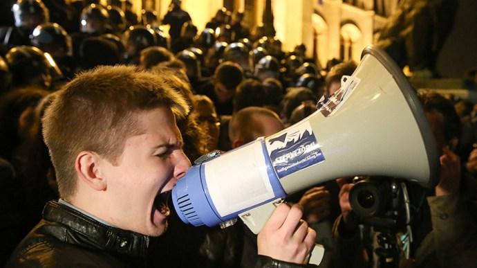 Tízezrek érdeklődnek a hétvégi kormányellenes tüntetés iránt