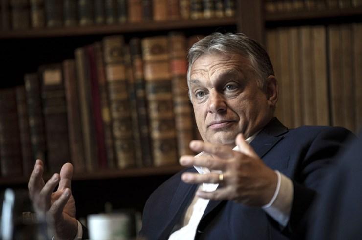 Orbán Viktor: Magyarországon a kereszténység nem választás, hanem előre meghatározottság kérdése