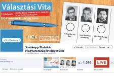Botrány: kitiltották a Jobbikot egy politikai vitáról