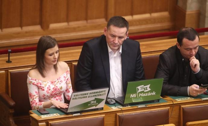 A Mi Hazánk EP-listájára került a felfüggesztett börtönre ítélt önjelölt adósmentő
