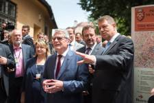 Bukaresti német nagykövet: az egész román kormánynak el kellene határolódnia a németellenes gyalázkodástól
