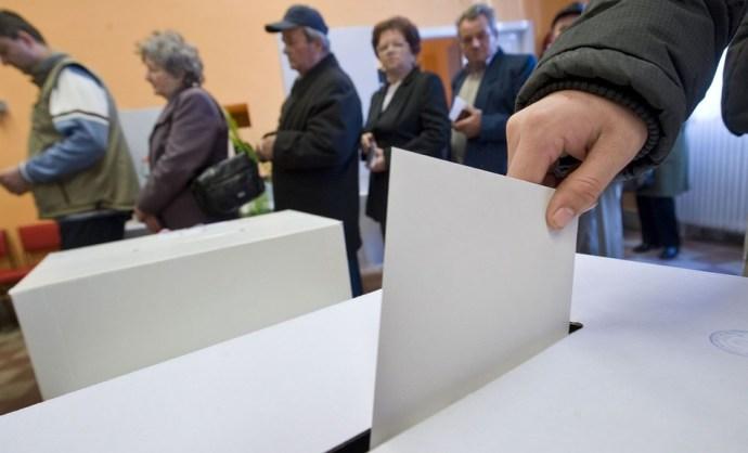 A szavazók beavatkoznak a választásba