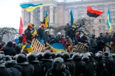 Durvul a helyzet az ukrán fronton