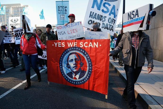 Privát szféra amerikai módra: elcsípett meztelen képeket cserélgettek nyakra-főre az NSA fiataljai