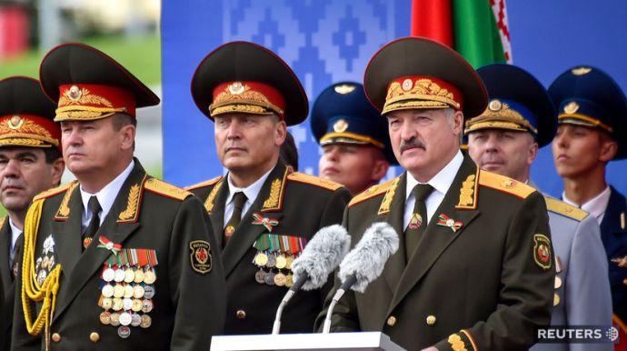 Lukasenko rakétákat építene, ha a NATO folytatja keleti terjeszkedését