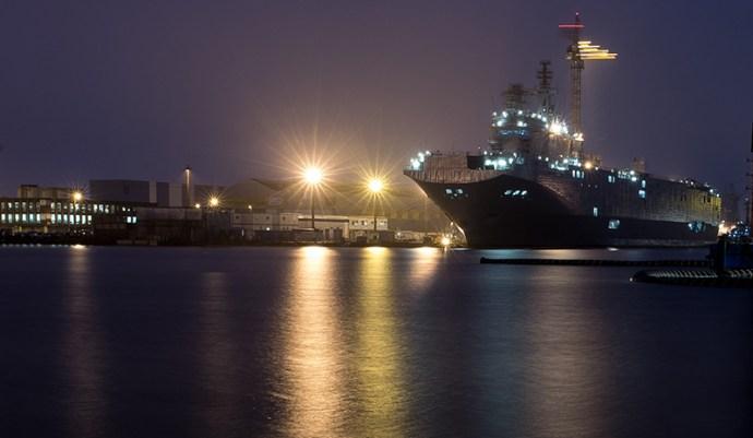 A Mistral hajókon kiképzésben részesült orosz haditengerészek elhagyták Franciaországot