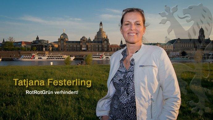 A Pegida szóvivőnője visszanácizta a német kormányt (DWN)