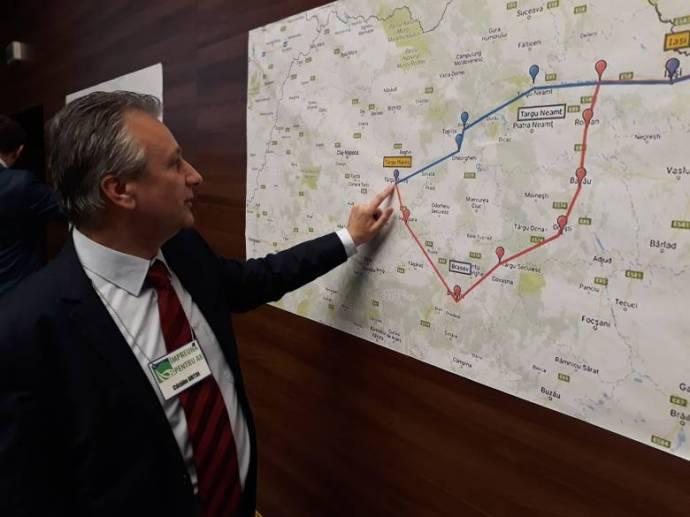 Erdélyi–moldvai összefogás az autópályáért