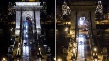 A Föld órája: kombóképeken mutatjuk, hogy milyenek voltak a budapesti épületek