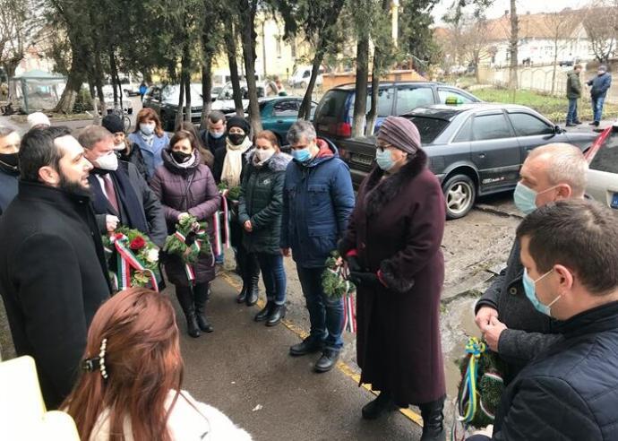 A magyar kultúra napját méltatták Beregszászban