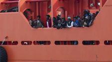 A szicíliai Pozzallóban tette partra Afrika szemetét az Asso Trenta
