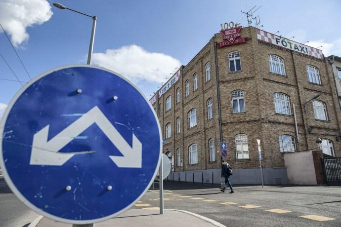 Az Európai Makkabi Játékok miatt a Főtaxinak is el kell költöznie a Kerepesi útról