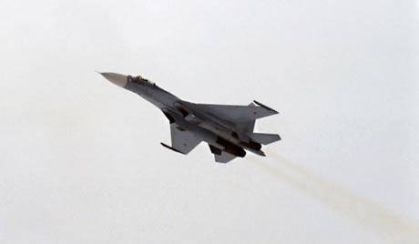 A milícia visszaverte a légitámadást Luhanszk ellen