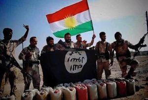Az Iszlám Állam terroristái csatlakoznak szíriai kurdokhoz