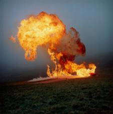 Robbanás történt a Szojuz földgázvezeték kárpátaljai szakaszán