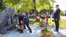 A legbátrabb magyar falu emlékművet kapott
