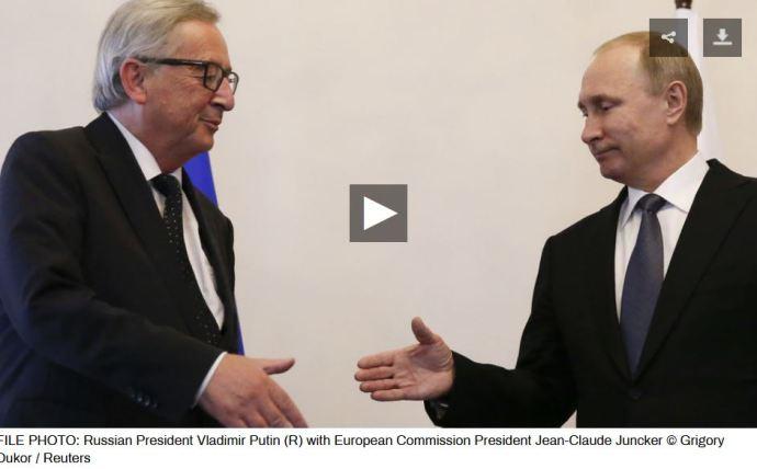 Fogódzkodjanak meg! Korszakváltás! Juncker: Itt az idő a ruszki-rugdosás befejezésének!