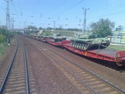 Magyar harckocsik lépték át az ukrán határt!