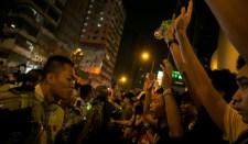 Peking felszólította az USA-t, hogy nem öntsön olajat a tűzre Hongkongban