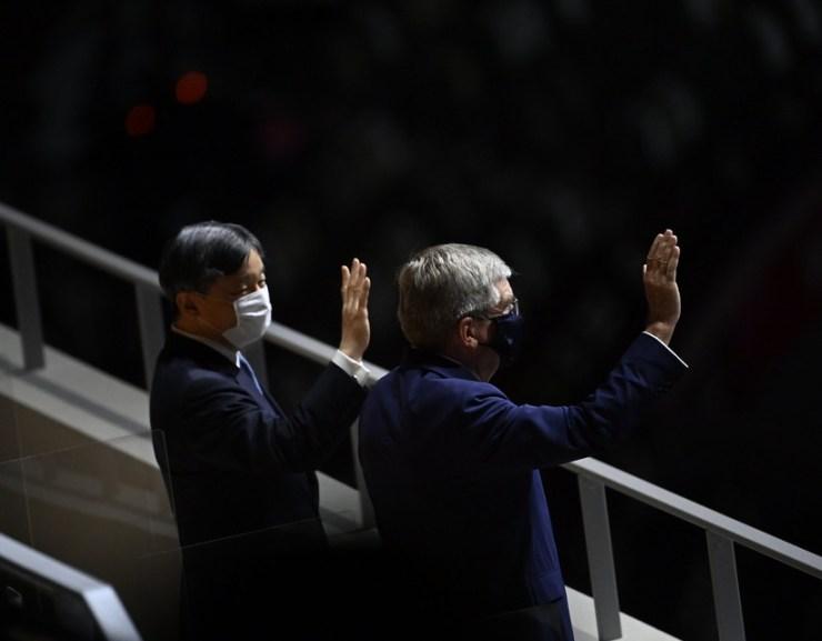Tokió 2020 – Naruhito császár megnyitotta a játékokat