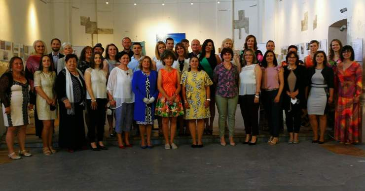 Alkotni is engedd…: díjátadó tárlatnyitóval a Limes Galériában